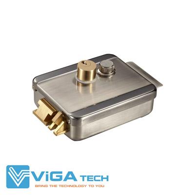 IE-702B-R   Electric Rim Lock