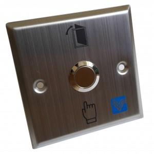 VVK-811B  Door Release Button (Stainless steel)