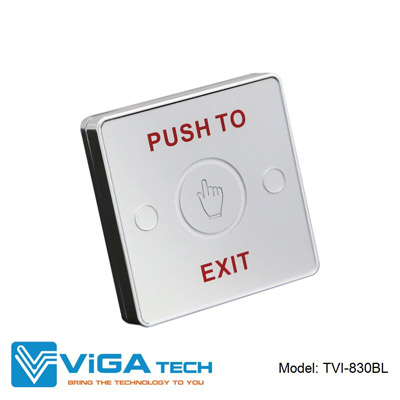 TVI-830B(LED) Touch Exit Button