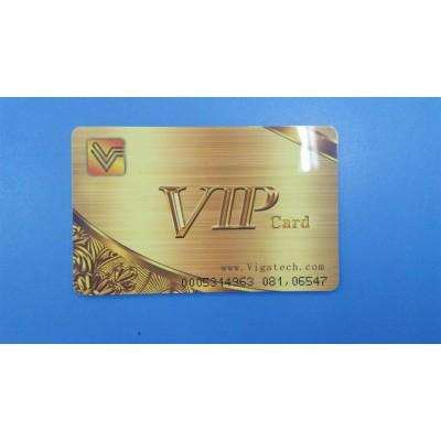 Proximity card VIP